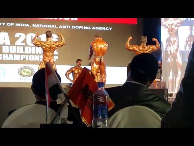 Top Indian Bodybuilder