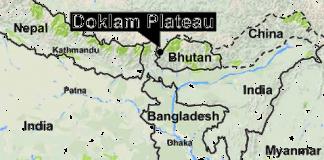 image of doklam