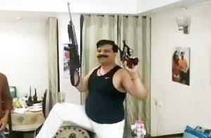 page3news-BJP MLA Pranav Singh Champion