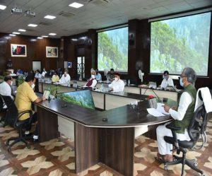 मुख्यमंत्री त्रिवेंद्र सिंह रावत