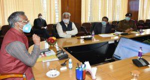 CM त्रिवेन्द्र सिंह रावत