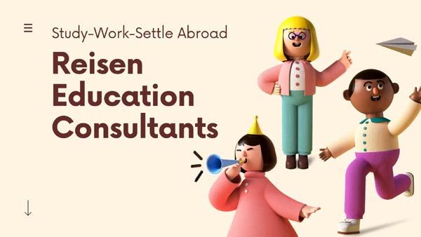 Reisen Education Consultants in Dehradun