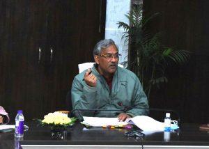 मुख्यमंत्री त्रिवेन्द्र
