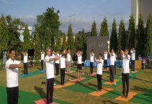 अंतरराष्ट्रीय योग दिवस
